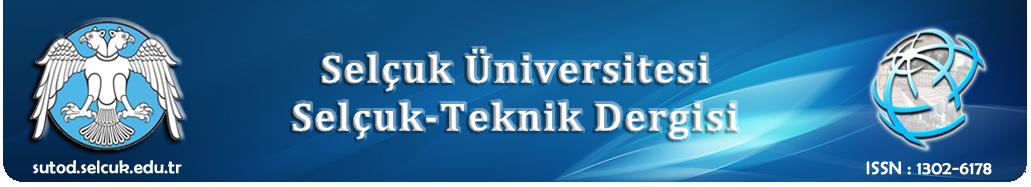 Selçuk Teknik-Online Dergisi